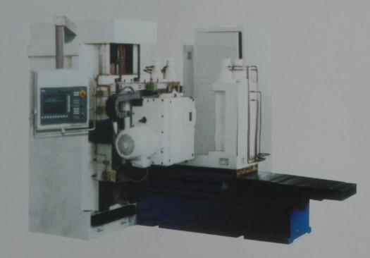 三轴数控铣削机床技术参数: 钻孔直径范围:800mm、 主轴转速范围:35DD38r/min 组合机床类型、孔加工类、 布局形式:立式车床、 工直径:1000DD1200mm 、 电机转速:30r/min